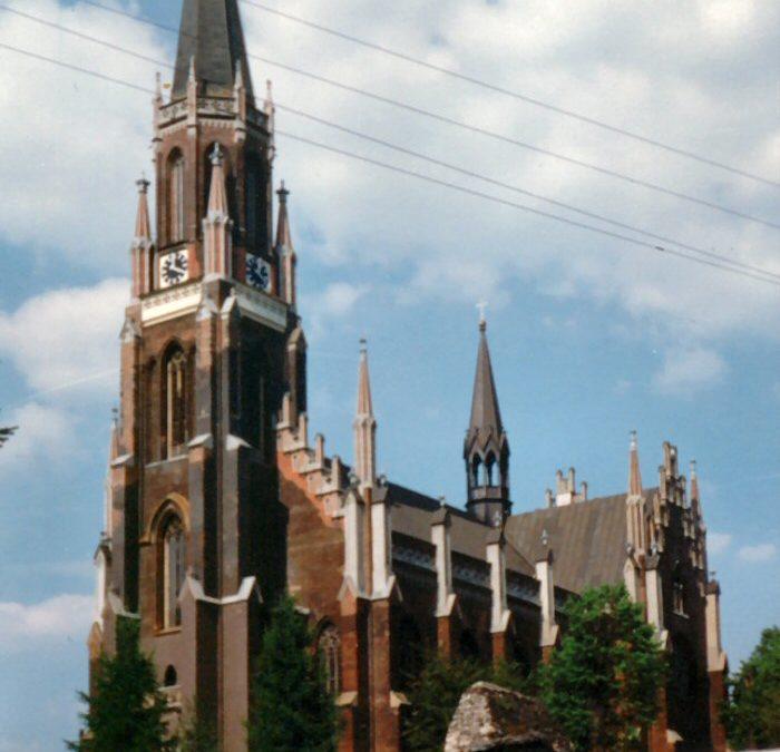 Parafia Świętego Krzyża w Miechowicach