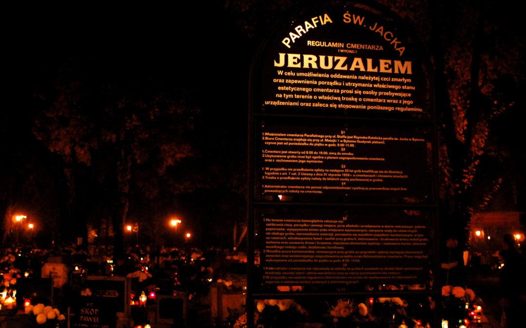 Cmentarz Jeruzalem