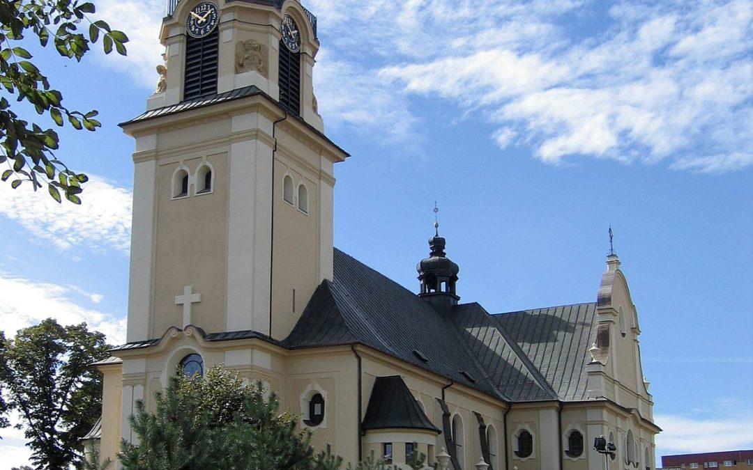 Parafia Bożego Ciała w Miechowicach