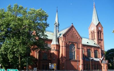Parafia Najświętszego Serca Pana Jezusa w Bytomiu Szombierkach