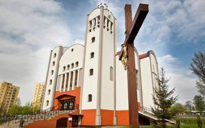 Parafia Wniebowstąpienia Pańskiego w Szombierkach