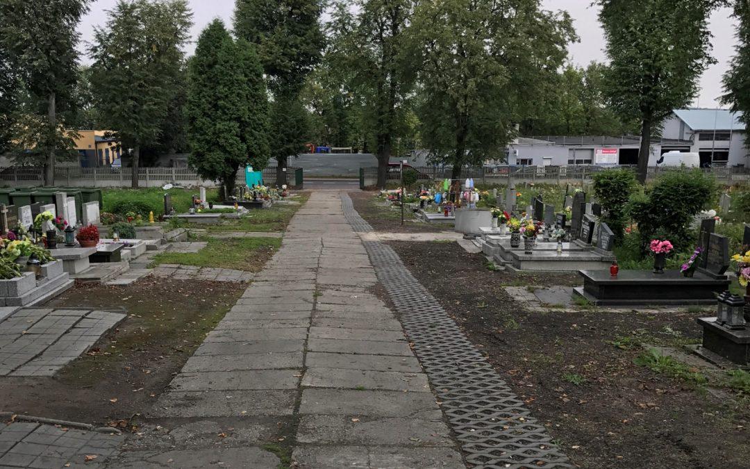 Cmentarz parafialny przy ul. Węglowej