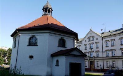 Kościół filialny pw. Ducha Świętego (parafia pw. WNMP)