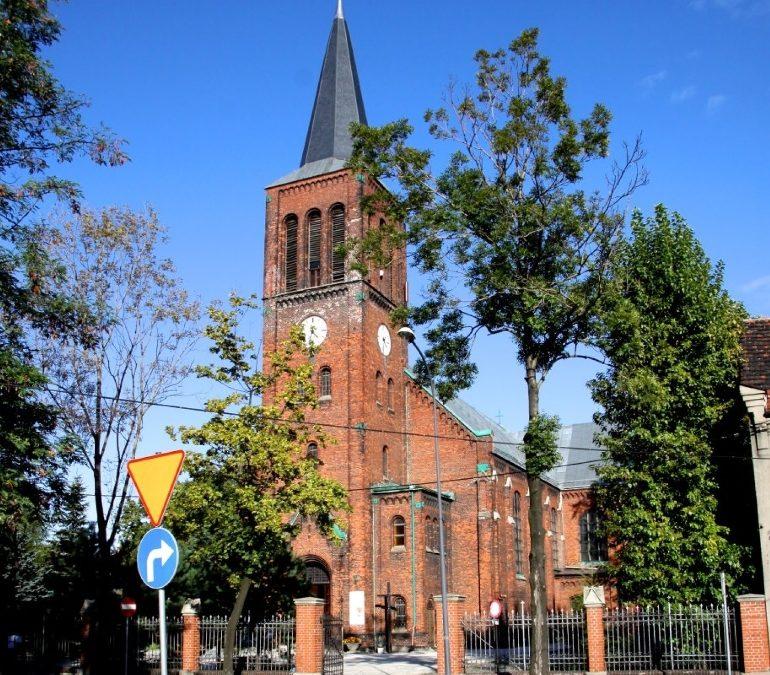 Parafia św. Jana Nepomucena w Łagiewnikach