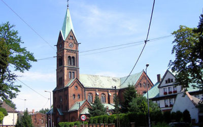 Parafia Świętej Rodziny w Bobrku
