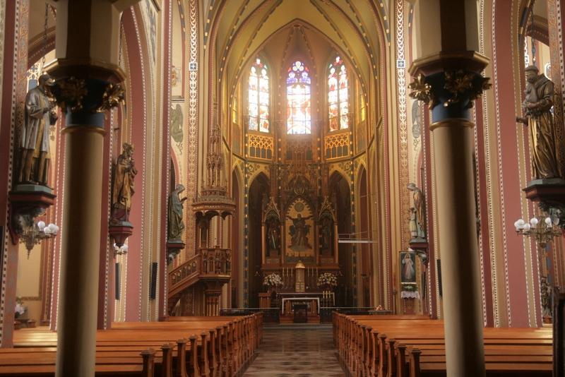 Bytomskie Koncerty Organowe do kościoła Świętej Trójcy w niedzielę 17 czerwca o godz. 18.00