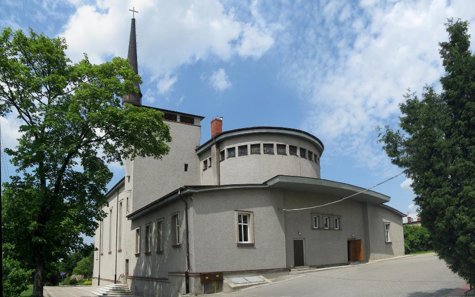 Parafia św. Michała Archanioła w Suchej Górze