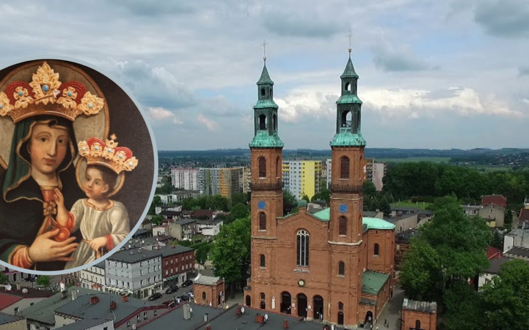 Pielgrzymka mężczyzn do Piekar Śląskich