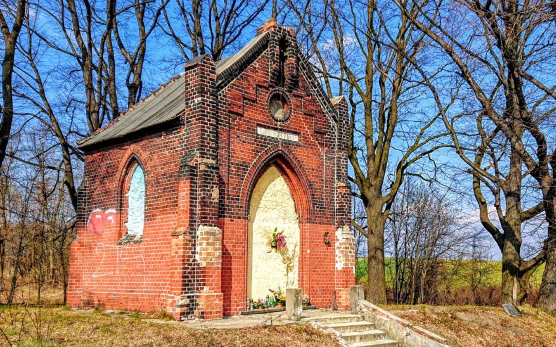 Nabożeństwo majowe przy kaplicy Maria Hilf