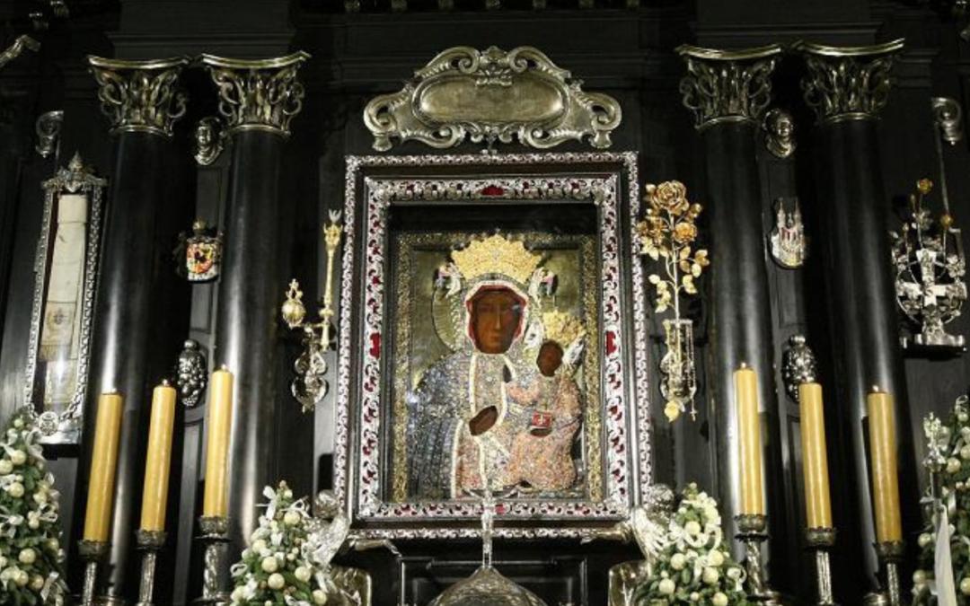 Żywy Różaniec pielgrzymuje do Czarnej Madonny