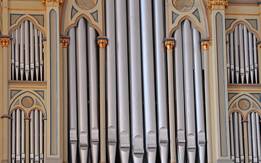 Bytomskie koncerty organowe